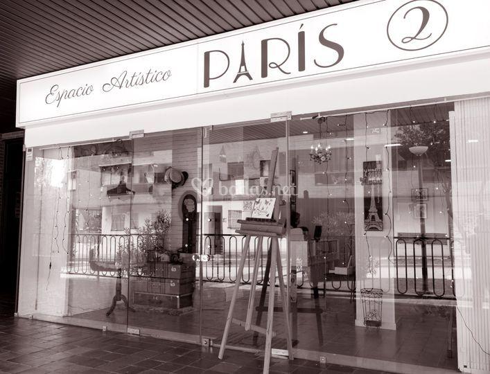 Espacio Artístico París