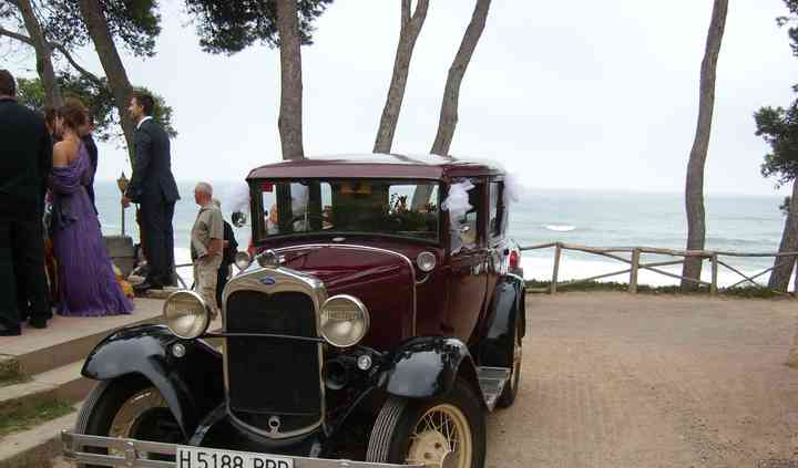 Ford A 1936
