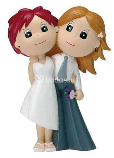 Figura de las novias (Ref: 117403)