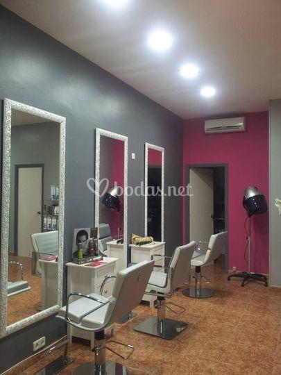Salón de peluqueria