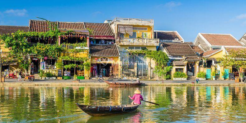 Canales en Vietnam