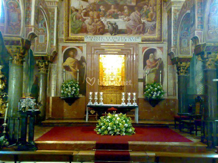 Sagrario Catedral