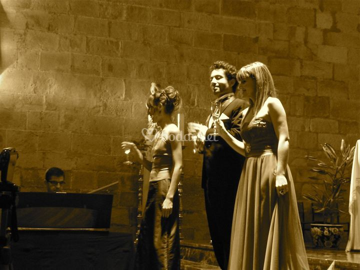 Cuarteto en Bilbao, Bel Canto