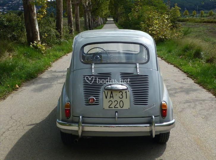 Seat 600 D 1966