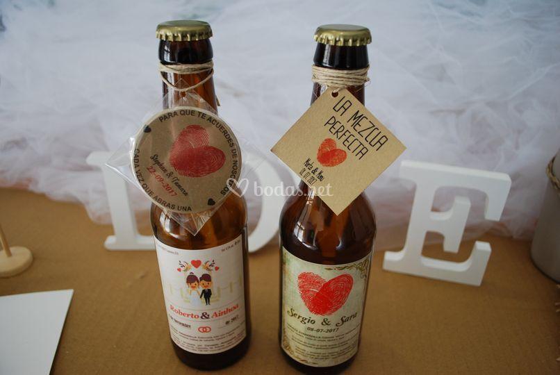 Cervezas para bodas