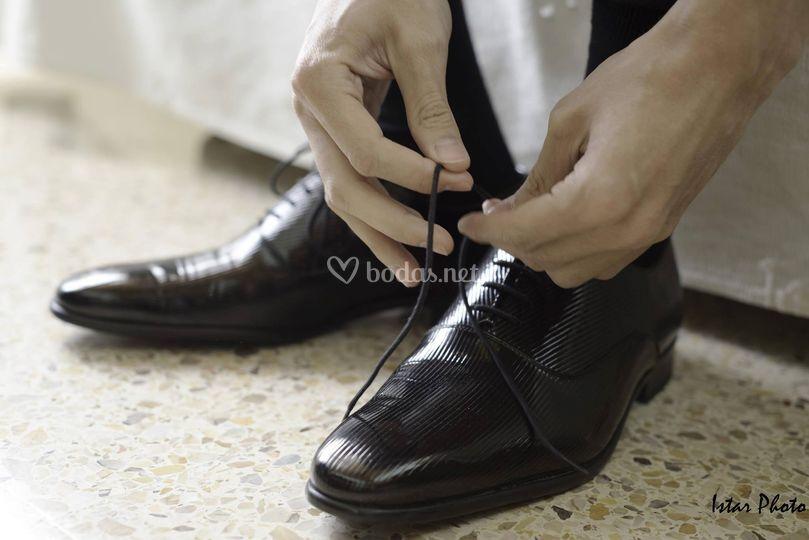 Zapatos novio
