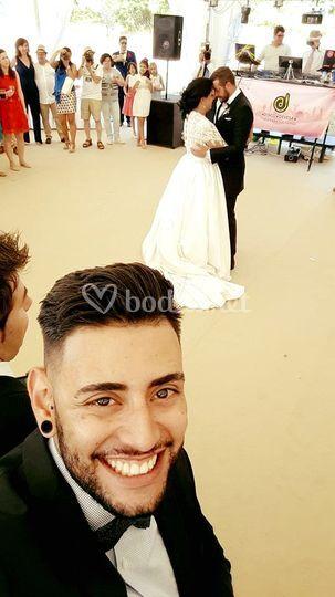 El vals de boda disco devesa
