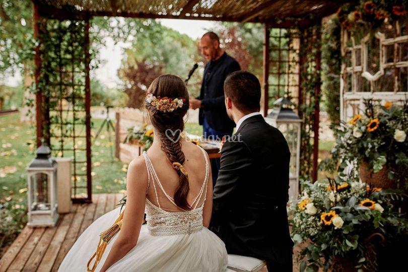 Ceremonia Alejandra y Javier
