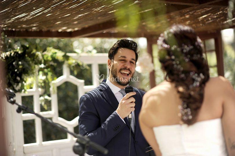 Ceremonia Tamara y Javier