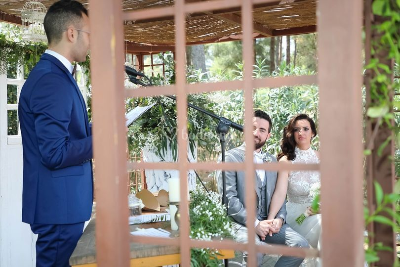 Ceremonia Alejandra e Ignacio