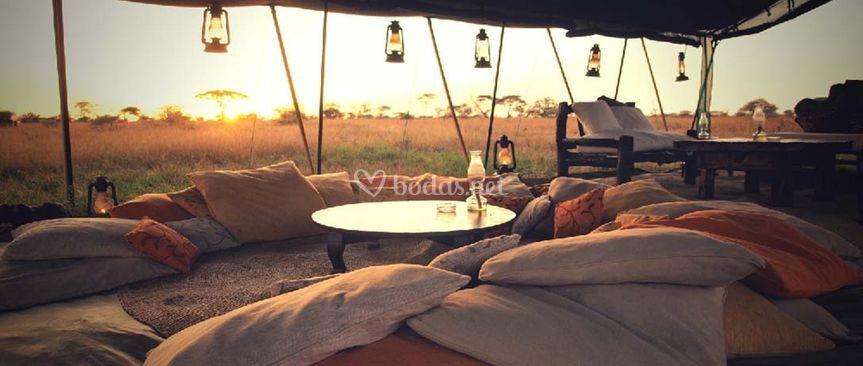 Tented Cam Masai Mara