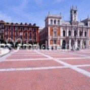 Plaza Mayor, entrada Hotel