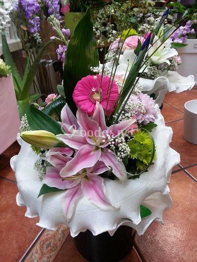 Colorido floral