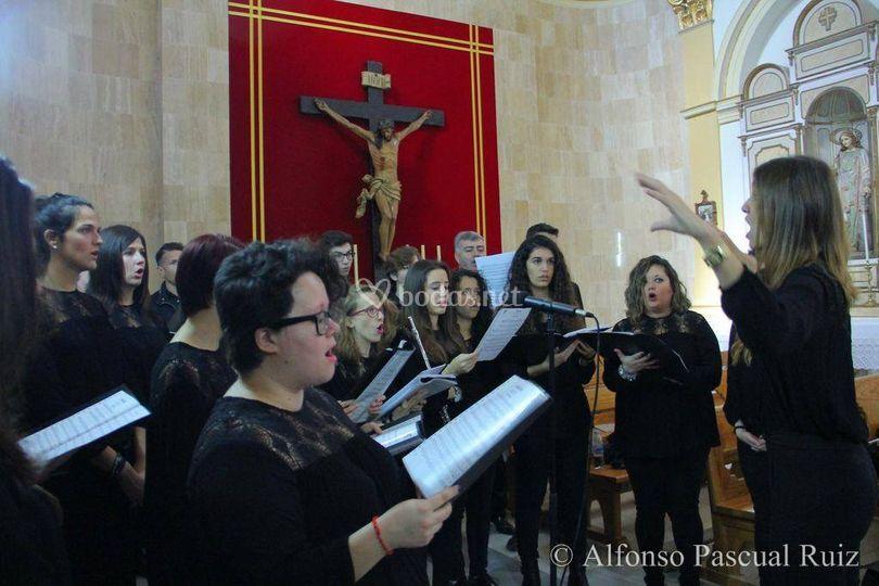 Misa Mayor Semana Santa