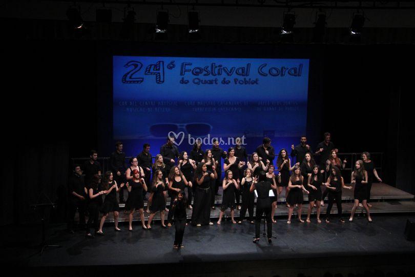 Festival Coral Quart de Poblet