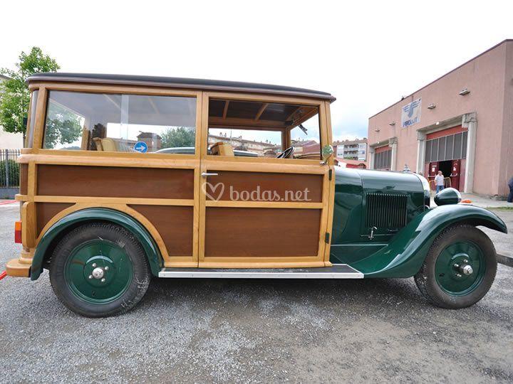 """Citroën B14 """"La Rubia"""" - 1927"""