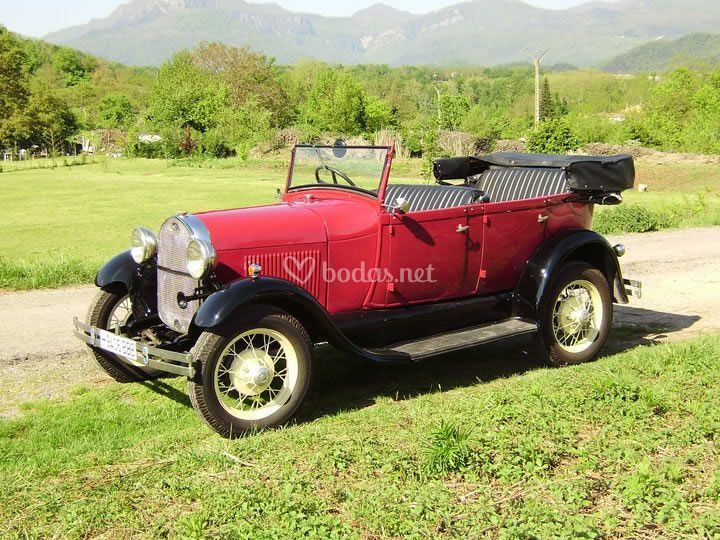 Ford A - 1928