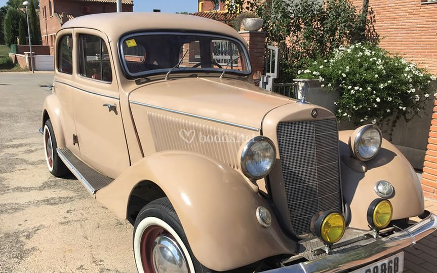 Mercedes Benz - 1940