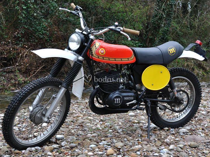 Montesa Enduro 75L - 1979
