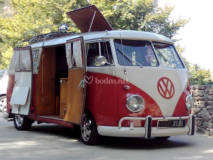 VW T1 - 1961