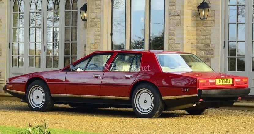 Aston Martin Lagonda 76