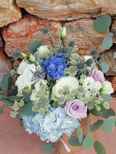 Romantico azul