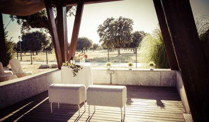 Jardines Amoraga - Hotel FC 1