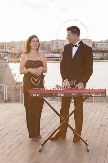 Dúo: voz y piano