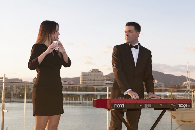 Dúo: flauta y piano