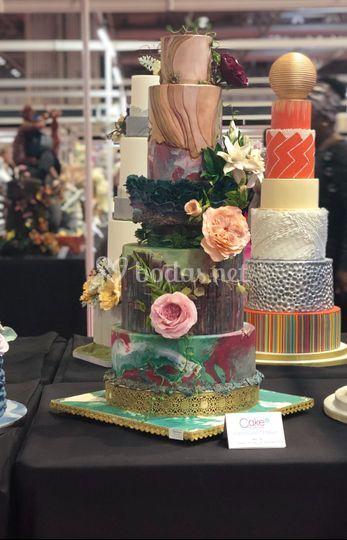 Tarta de boda especial