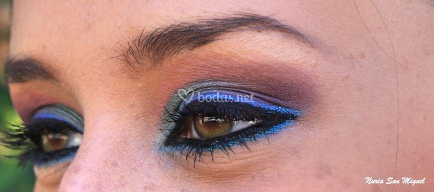 Maquillaje fiesta/evento