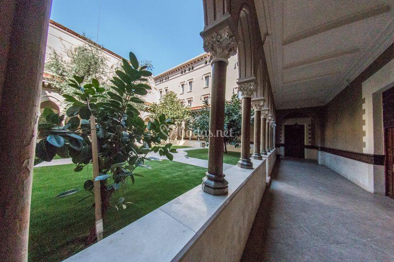 Claustro de Santa Isabel
