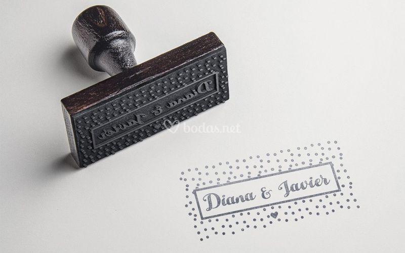 Diseño de sellos