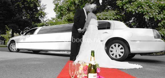 Limusinas para bodas