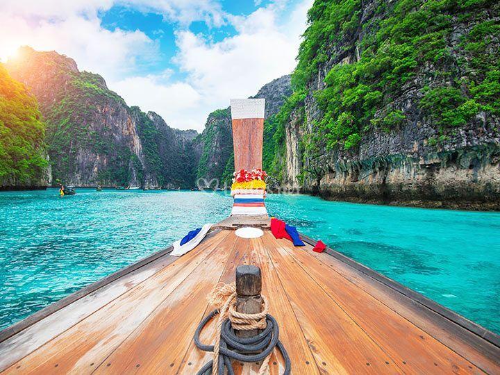 Islas Phi Phi, Tailandia
