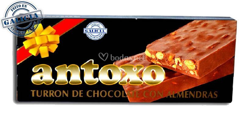 Turrón chocolate