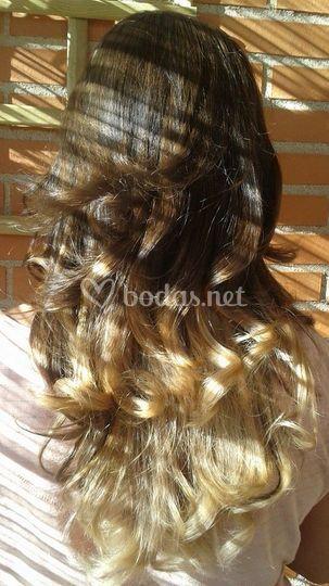Color,corte, peinado