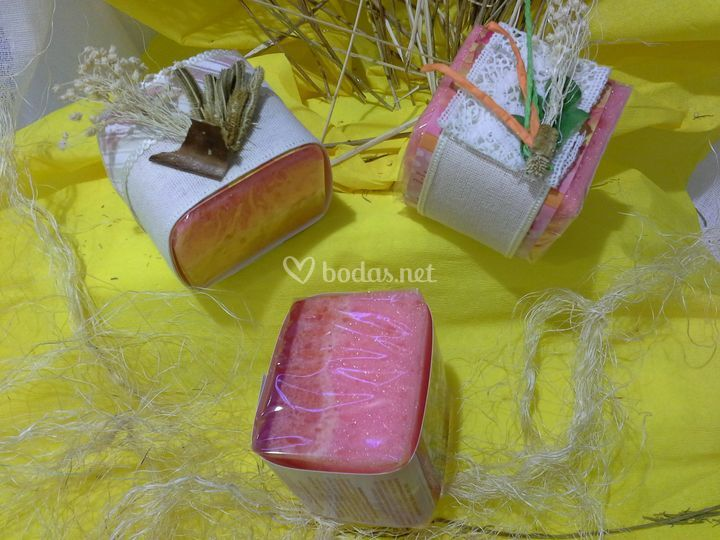 Esponja y jabón