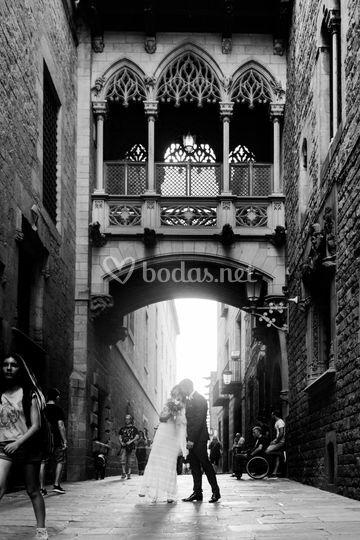 Nuria & Joan, Barcelona