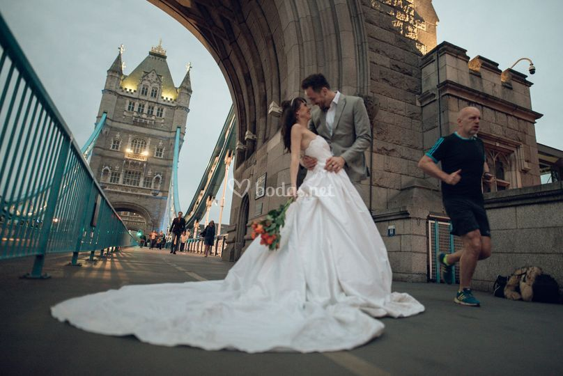 Sue & Jakub, London