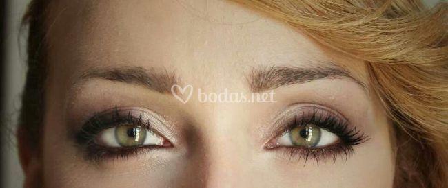 Detalle ojos