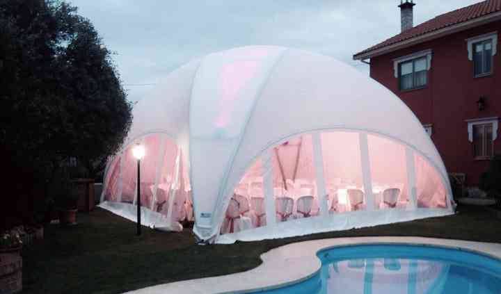Carpa igloo 68
