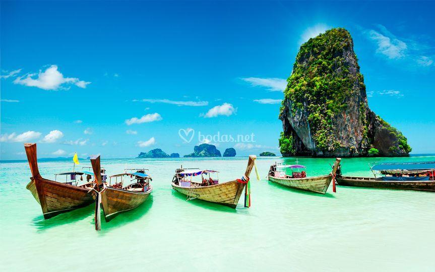 Tailandia, playas