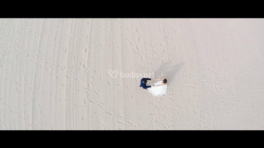 Aero vídeo.