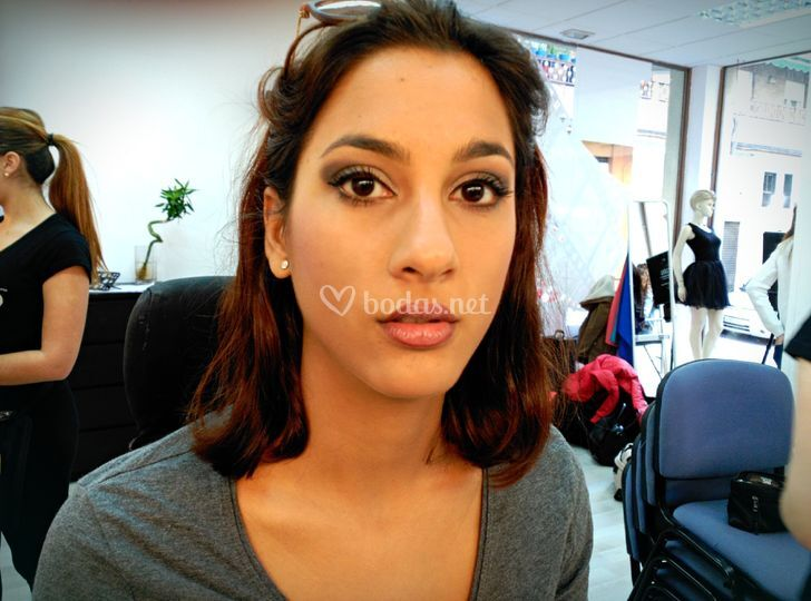 Maquillaje Mel