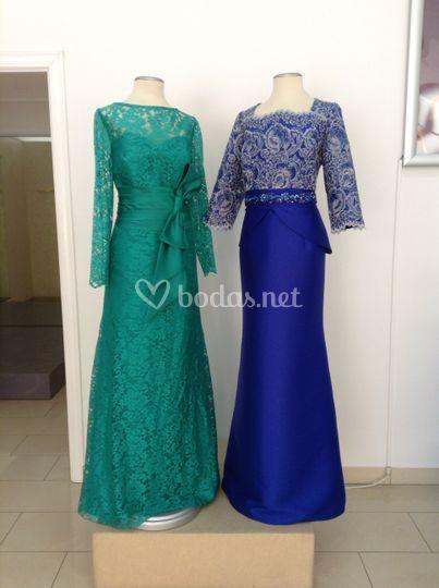 Vestidos de boda invitada utrera