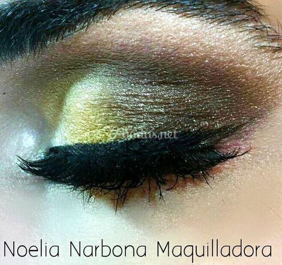 Noelia Narbona Maquilladora