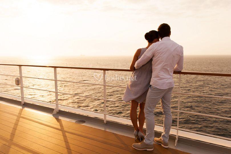 Exclusividad en tu crucero