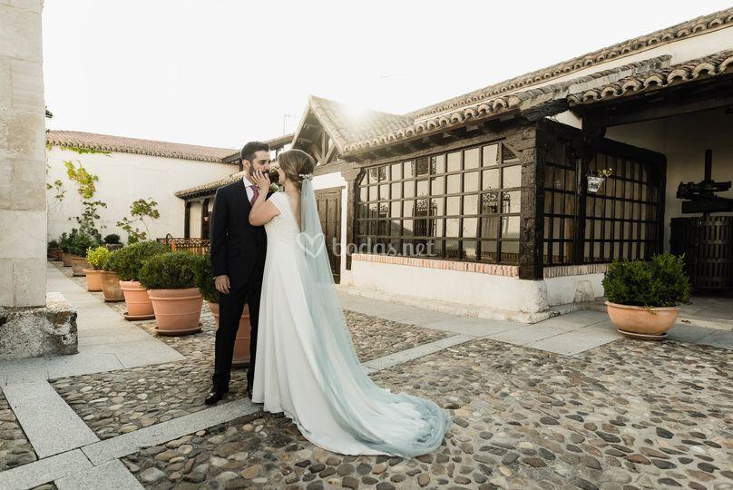 M&S - boda en Madrid