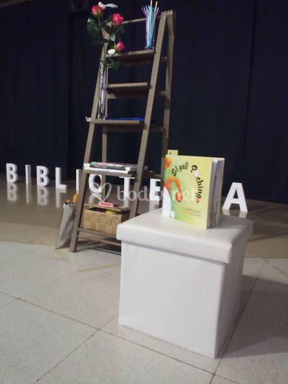 Show día del libro